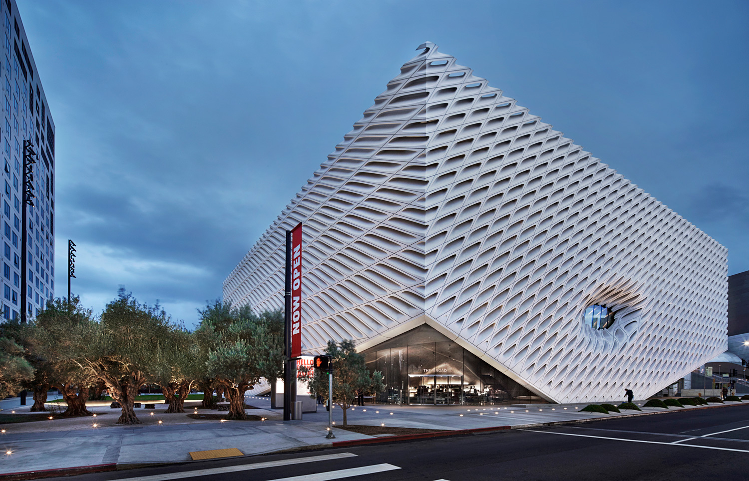 The broad harbin opera house pterodactyl among 2016 la for La architecture