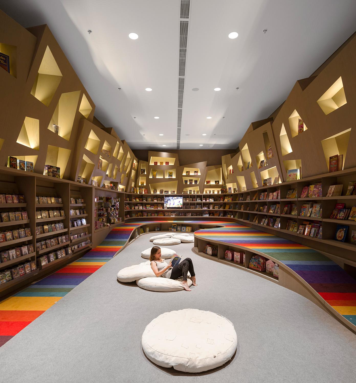 Studio Arthur Casas Saraiva Bookstore
