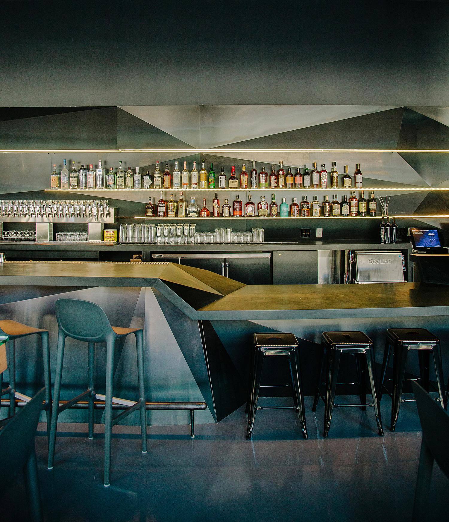 Aia la reveals restaurant design award winners