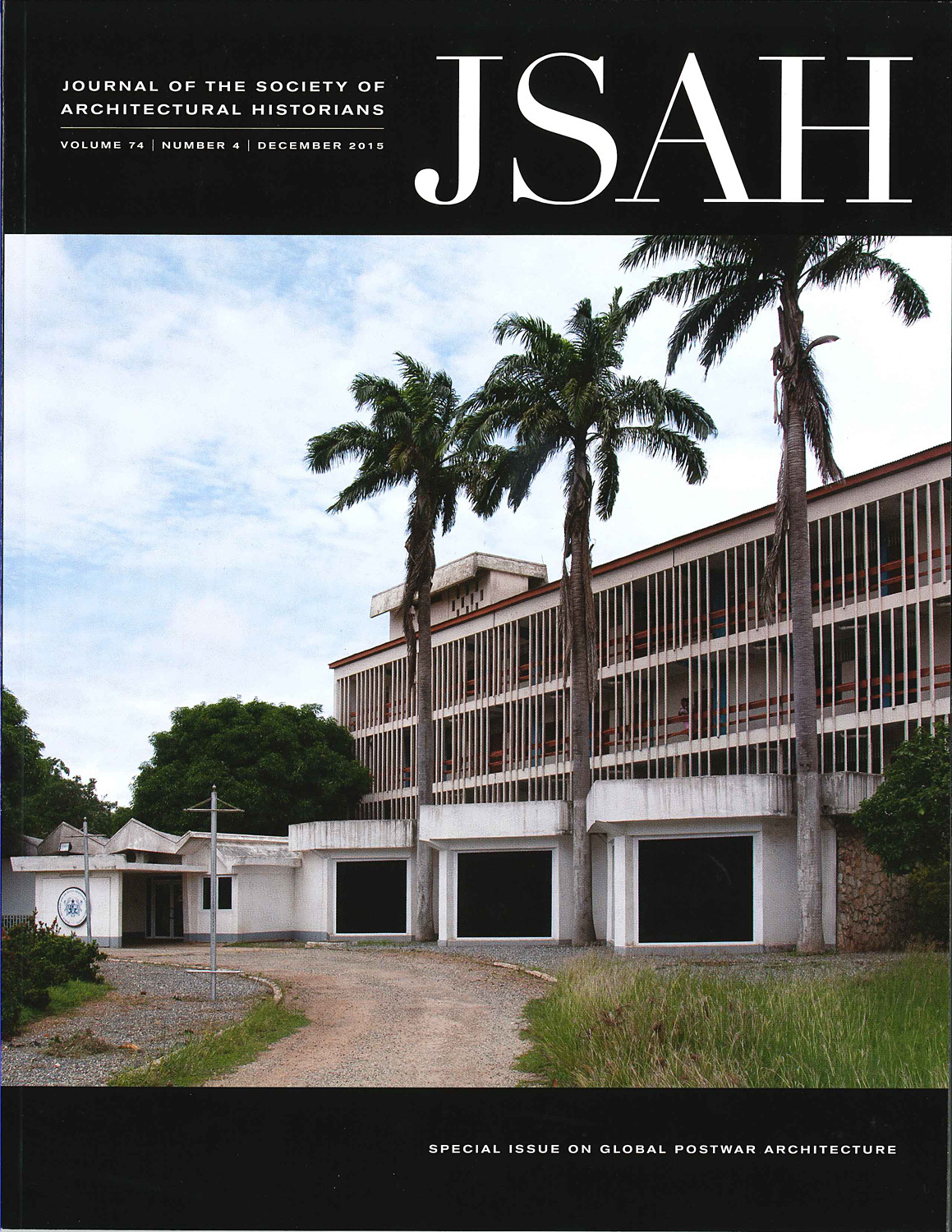 Dig Into Architectural History With These Sah Publication
