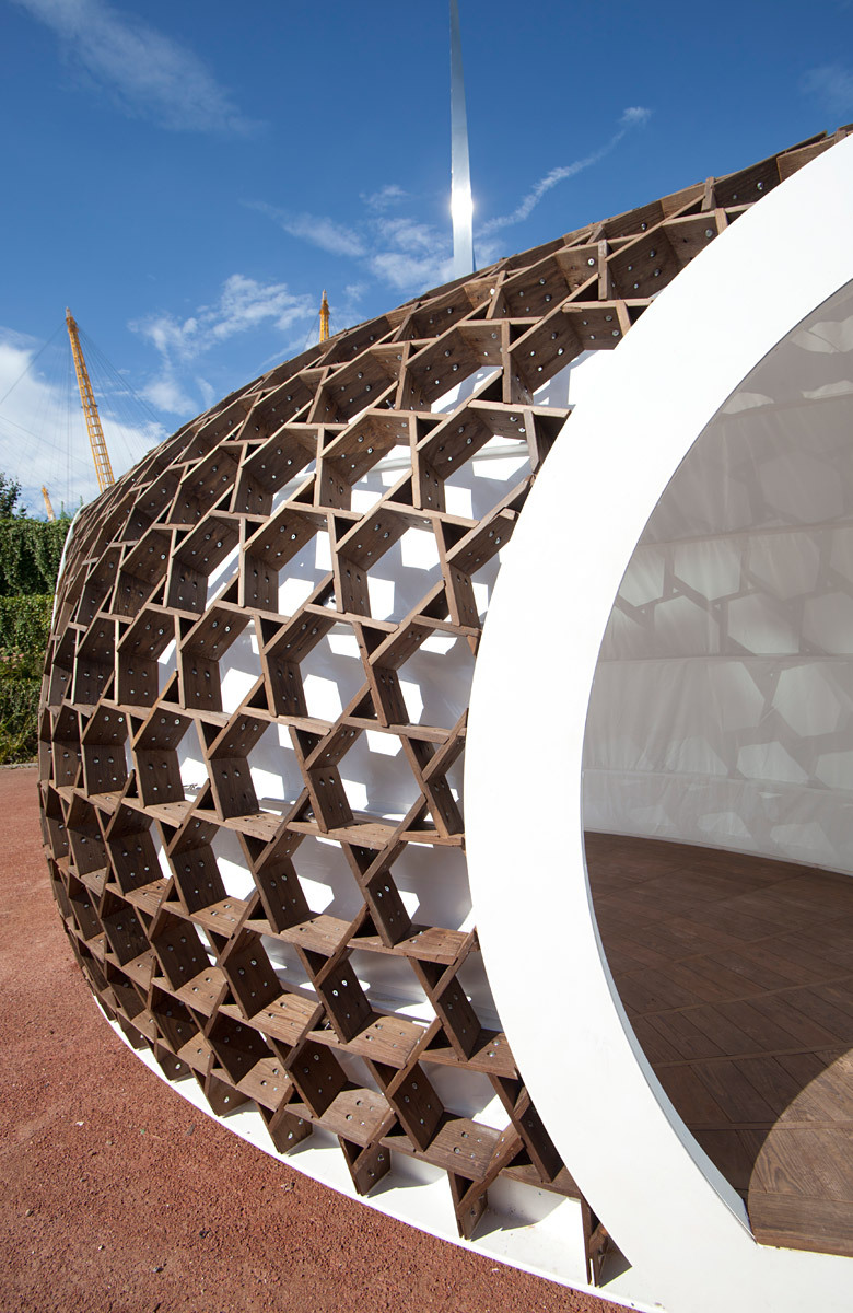 Surface Design Award Winner Kebony Kreod Sculpture