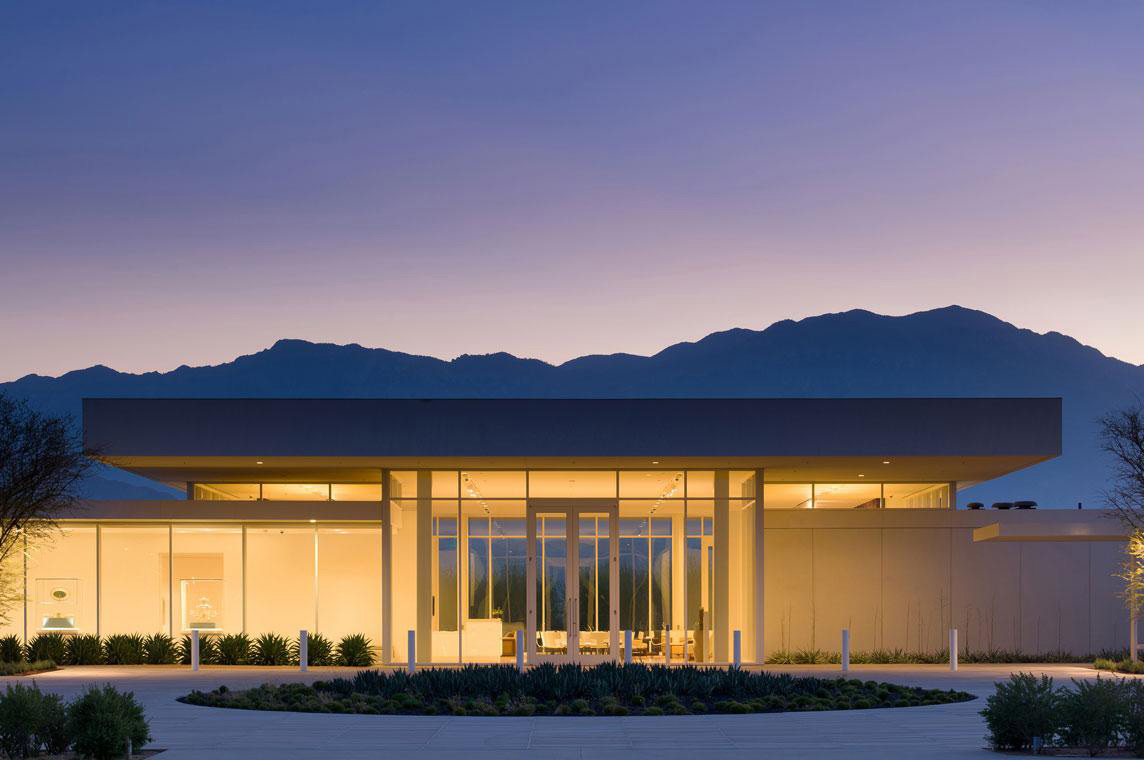 U201cBest Of L.A. Architectsu201d Award: Sunnylands Center U0026 Gardens At The  Annenberg Retreat (Rancho Mirage, CA)
