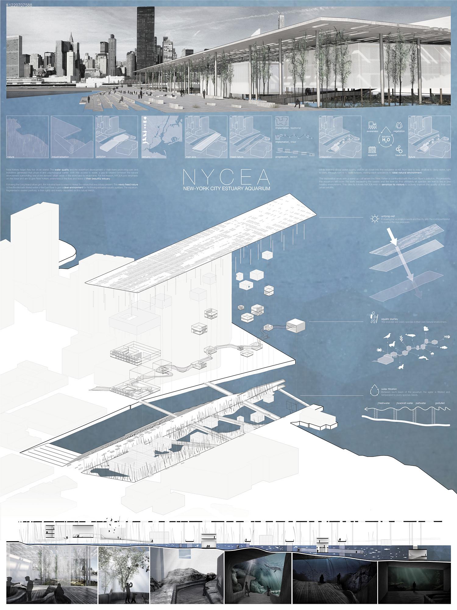 Landscape Architecture Presentation Board