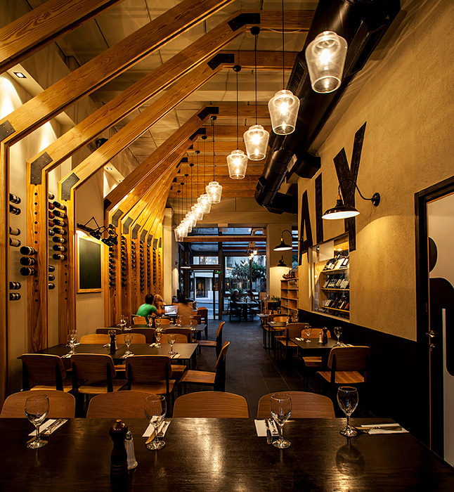 Winners Of The 2013 Restaurant & Bar Design Awards