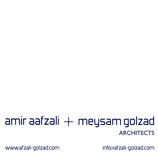 Amir Aafzali + Meysam Golzad Architects