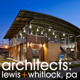 Architects: Lewis + Whitlock. PA