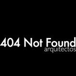404 Not Found - arquitectos