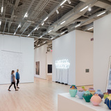 The Campaign for Art: Contemporary exhibition; photo: © Iwan Baan, courtesy SFMOMA.