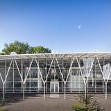 Architecture Merit Award Winner: Clemson University College of Architecture in Clemson, SC by Thomas Phifer and Partners (Image Credit: Scott Frances)