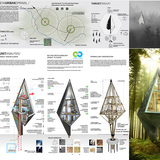 SPECIAL MENTION - RESIDENTIAL INTERVENTION: Primeval Symbiosis by Konrad Wojcik | POLAND