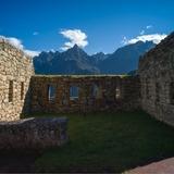 Machu Picchu via Anton Romashov