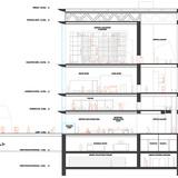 Cross section (Image: AAKAA & MARS Architectes)