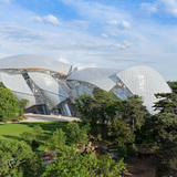Designed by Frank Gehry, the Fondation Louis Vuitton will open its doors in Paris on October 27, 2014. Photo- Iwan Baan