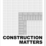 Cover for Construction Matters by Georg Windeck. Image from Construction Matters Kickstarter.