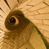 Spiral stair at the Cathedral of Saint John the Divine (begun 1892) in Manhattan demonstrates the spatial and structural complexities of some of the Guastavino tile vaults. The brilliance of the Guastavino system lies in the seamless integration of structure and finished surface. Each layer of...