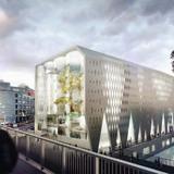 5. Place: Mollusca by Arge Luca Selva Architekten ETH BSA SIA AG/ Pool Architekten