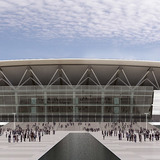Day view (Image courtesy of Populous)