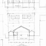 Plan:Section:Elevation overlays. Mercat de La Concepcio via Chris DeHenzel