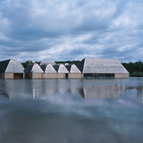 North West Winner 2012: Brockholes Visitor Centre Lancashire Adam Khan Architects (Photo: Ioana Marinescu)