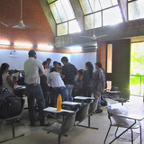 CEPT Architecture and Planning Building (colloqium in progress) via amlocke