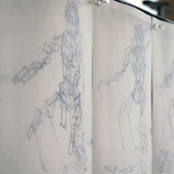 Processional Arts Workshop (PAW): Drawings of puppet designs, courtesy of PAW | photo credit: Ben Neufeld