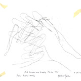 Tod Williams + Billie Tsien, Two Hands Are Better Than One. 4/2012, Pen, pencil, masking tape on layered trace paper, 12 x 15