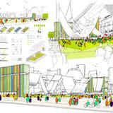 Honorable Mention: Bernardo Grilli, Alessandro Angelelli, Manuela Iorio; Country: Italy; Team Type: Architect