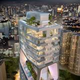 Penthouse (Image: UNStudio)