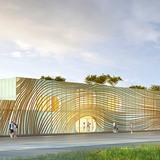 Exterior rendering (Image: Mikou Design Studio)