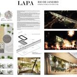 Honorable Mention: Gabriele Guastella, François Filippi, Paola Malinverni, Tudor Costachescu; Country: France; Team Type: Architect