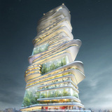 Endless City by SURE Architecture. Image courtesy of SURE Architecture