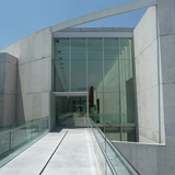 MUAC, the university museum of contemporary art, built in 2008 by Mexican Teodoro Gonzalas Leon via Alec Perkins