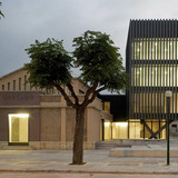 Special Mention in the First Work Category: Cultural Center by Olga Felip Ordis