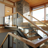Cliff House in Muskoka, Canada by Altius Architecture Inc; Photo: Jonathan Savoie