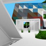 L.A-Frame House by Tim Durfee & Iris Anna Regn