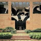 British Council Building in Delhi. Image via prestige-singapore.com
