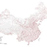 China Town-Network. Image credit and courtesy of Dingliang Yang.