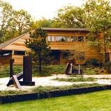 Saddle Residence by Morpurgo Architects.