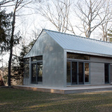Lyme Guesthouse in Lyme, Connecticut by David Mansfield Architecture & Design PC