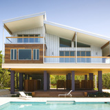 227 Tavernier Drive Residence in Tavernier, FL by Luis Pons Design Lab; Photo: Moris Moreno