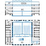 Diagram plan (Image: Alejandro Zaera-Polo Architecture)