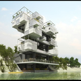 Honorable Mention: Ahmed Hamdi Architects