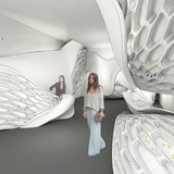 Yiling Chu, MDes 2014. Image courtesy of RISD Interior Architecture Department.