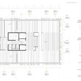 7th Floor Plan. Image: Giovanni Vaccarini Architetti