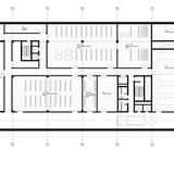 Plan - basement (Image: OYO + office9 + Ingenium)