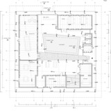 Cassia Co-op Training Centre by TYIN tegnestue Architects (plan)