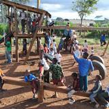 Kibera Public Space Projects: Architects: Chelina Odbert (USA), Jennifer Toy (USA), Arthur Adeya (Kenya), Luke Clark Tyler (USA), Anthony Opil (Kenya), Julius Muiru (Kenya), Ellen Schneider (USA), and Kotch Voraakhom (Thailand), Kounkuey Design Initiative; environmental engineers: Byron Stigge...