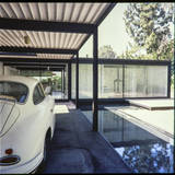 Pierre Koenigs Bailey residence in West Hollywood (after 1958), from Pierre Koenigs collection. Image via digitallibrary.usc.edu.