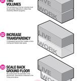 Structural concept (Image: Eric Laine & Suzanne Steelman)