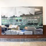 Control Room,Thomas Demand. Photo by Ayesha Ghosh.